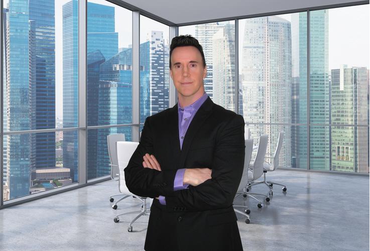 Marty Stewart, Host of Inside Sales TV™